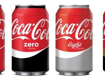 Nueva imagen de Coca-Cola