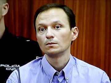 Bretón permanecerá en la cárcel un máximo de 25 años.