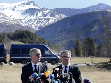 Los presidentes de Lufthansa y Germanwings