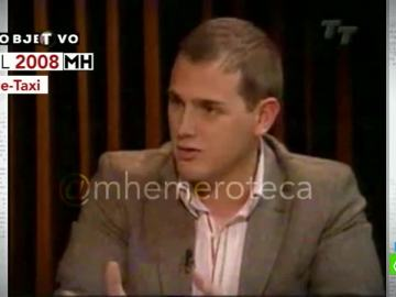 "Albert Rivera, en 2008: ""Somos un partido de centroizquierda"""