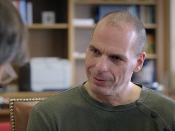 Yanis Varoufakis, en Salvados