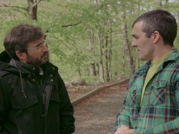 Jordi Évole entrevista a Iñaki Rekarte