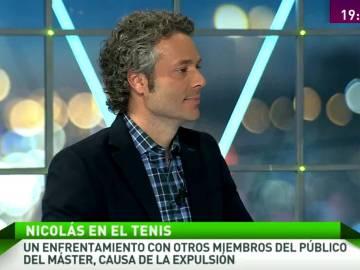 Óscar Rincón en MVT