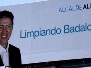 Propaganda de García Albiol