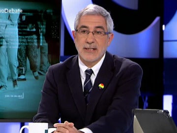 Gaspar Llamazares, candidato de Izquierda Unida a Asturias