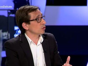 Ramón Marcos, candidato de UPyD a la Comunidad de Madrid