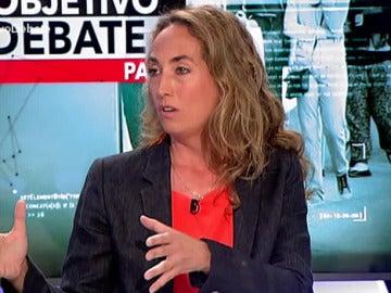 Carolina Punset, candidata de Ciudadanos a la Comunidad Valenciana