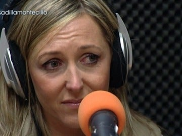 La familia de 'El Montecillo' visita la radio local