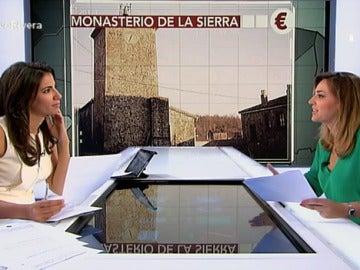 Ana Pastor e Inés Calderón, en 'El Objetivo'