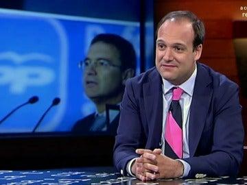 El jefe de Investigación de 'El Mundo' Esteban Urreiztieta