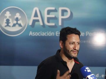 Coordinador del Comité Asesor de Vacunas, David Moreno