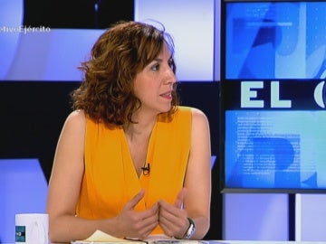 Irene Lozano en 'El Objetivo'
