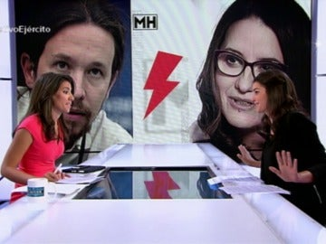 Las reuniones en 'reservados' de Pablo Iglesias