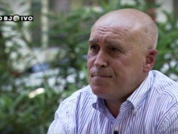 Jorge Bravo, subteniente del Ejército de Tierra