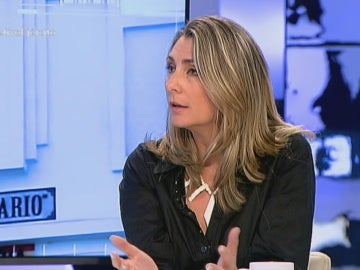 Letizia Prieto en 'El Objetivo'