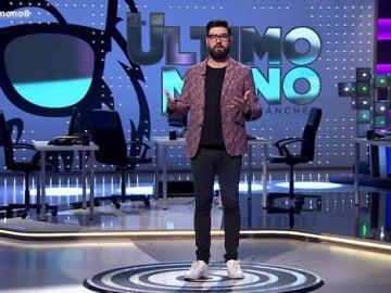 Manu Sánchez, en 'El último Mono'