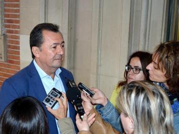 Alcalde de Punta Umbría, Gonzalo Rodríguez Nevado