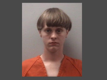 Dylann Roof, autor del tiroteo de Charleston