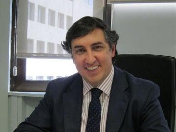 José Ramón García Hernández, secretario de Relaciones Internacionales del PP
