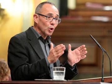 Joan Coscubiela, portavoz de Catalunya sí que es pot