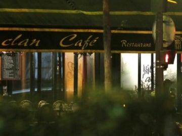 La Sala Bataclán en París.