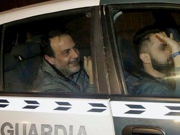 """El exresponsable de la Fundación Jaume II el Just y exmarido de la exconcejala del PP María José Alcón, Vicente Burgos, uno de los detenidos en la """"Operación Taula"""