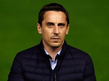 Gary Neville, entrenador del Valencia