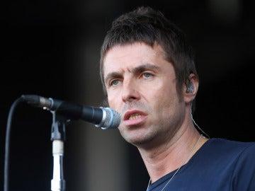 Liam Gallagher en concierto con Beady Eye