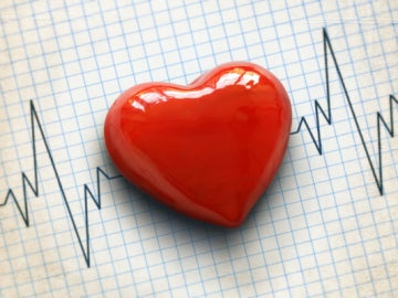 Imagen de archivo de un corazón