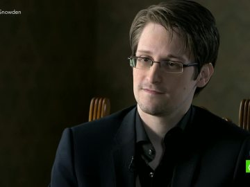 Edward Snowden en El Objetivo