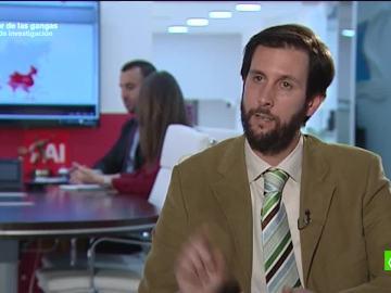 Álex Makox, director empresa de auditorías