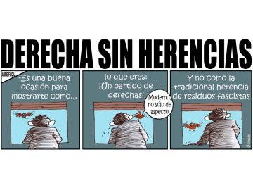 Derecha sin herencias (31-03-2016)