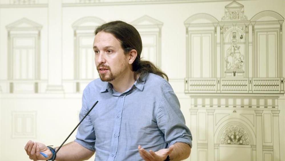 Iglesias denunciará a Albiol por sus declaraciones sobre la financiación de Podemos