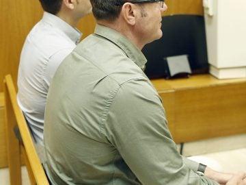 El subinspector y el escopetero acusados de herir a Ester Quintana