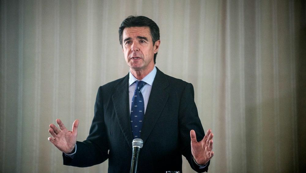 José Manuel Soria, ex ministro de Industria