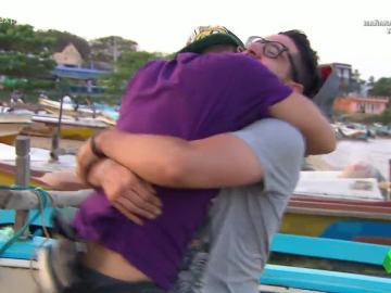 Matías y Nabil se salvan de la eliminación