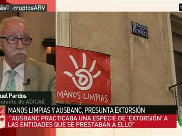 Manuel Pardos arv