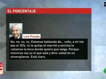 Luis Pineda grabaciones