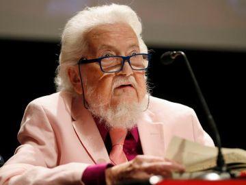 El escritor mexicano Fernando Del Paso