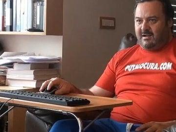 El actor, director y productor de cine porno Ignacio Allende Fernández, Torbe