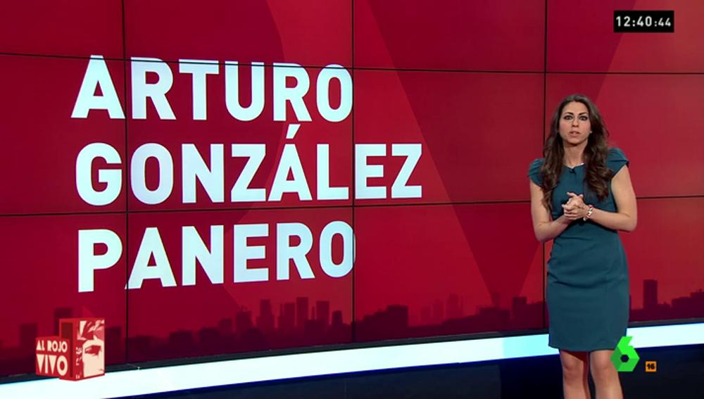 ¿Quién es González Panero?