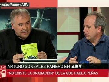 Ferreras entrevista a González Panero
