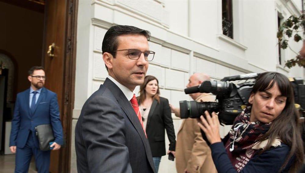 Francisco Cuenca, nuevo alcalde del Ayuntamiento de Granada