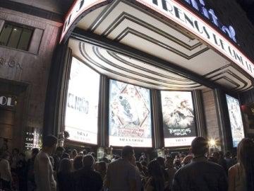 El Capitol celebra la Fiesta del Cine