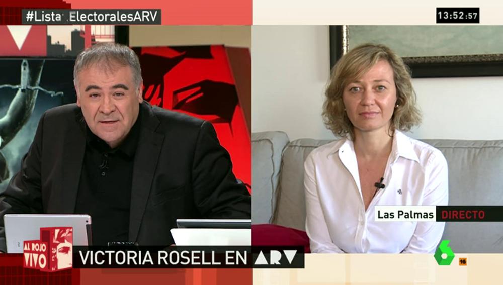 Rosell en ARV