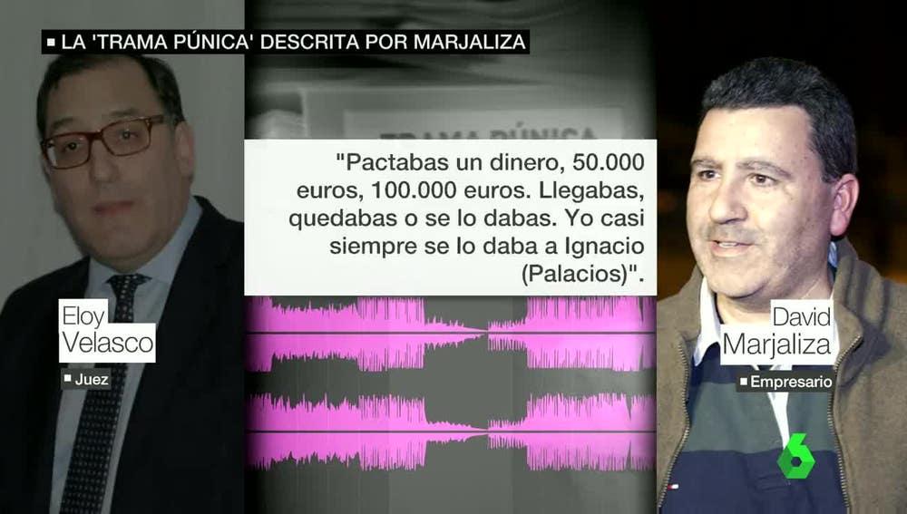Audio David Marjaliza