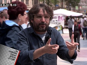 Jordi Évole, presentador de Salvados