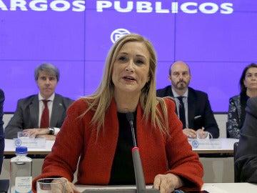Cristina Cifuentes en una imagen de archivo