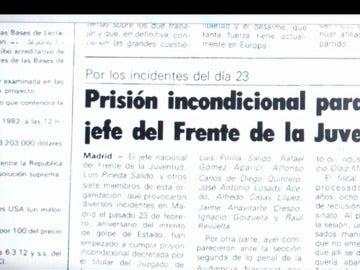 Hemeroteca sobre Luis Pineda