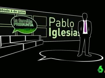 Pablo Iglesias en La familia pregunta